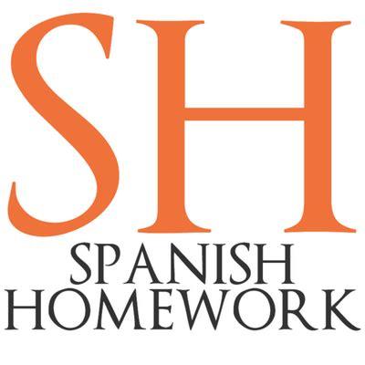 homework in spanish translation